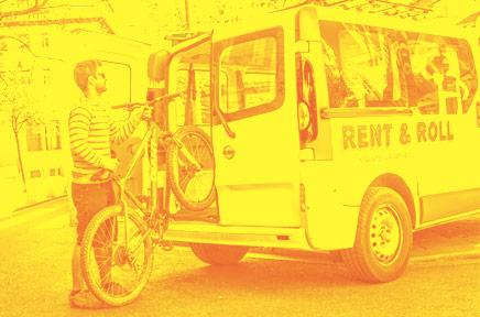 bicicletas a domicilio madrid
