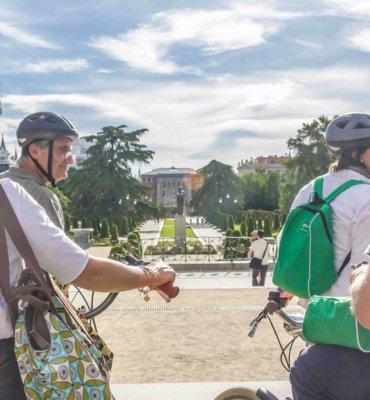 tour en bici retiro