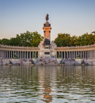 Parque Retiro_Madrid