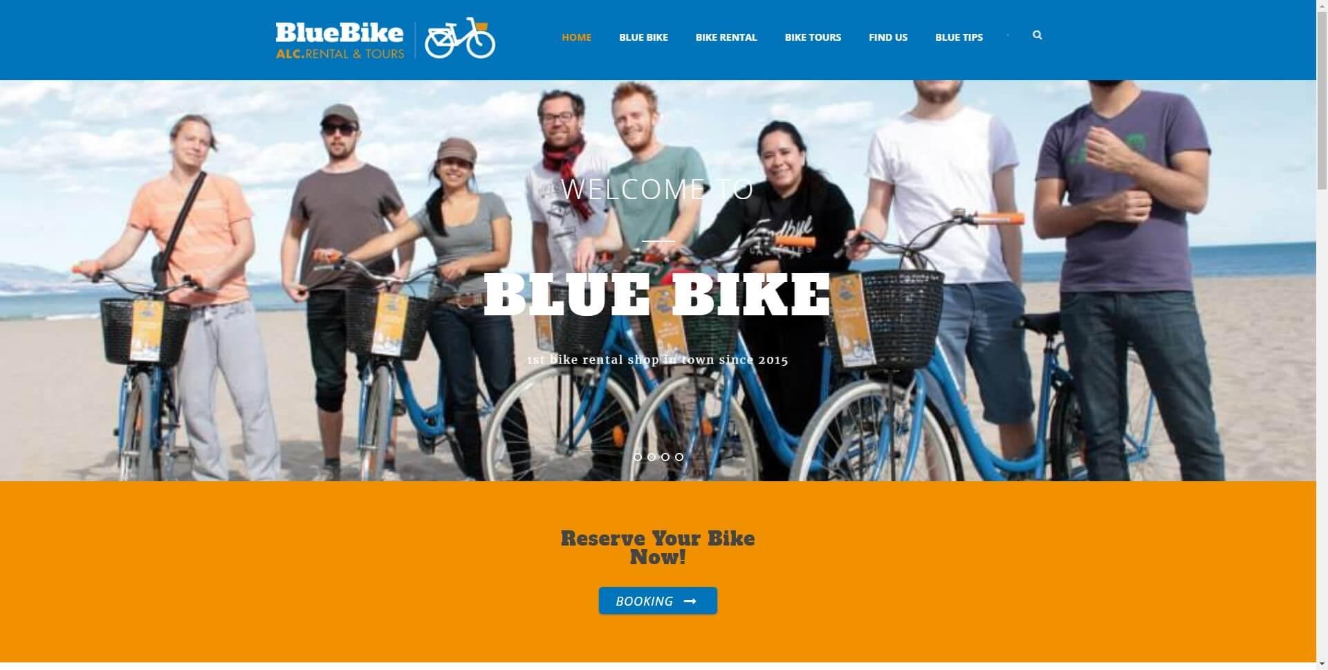lo mejores tours en bicicleta de españa - Alicante