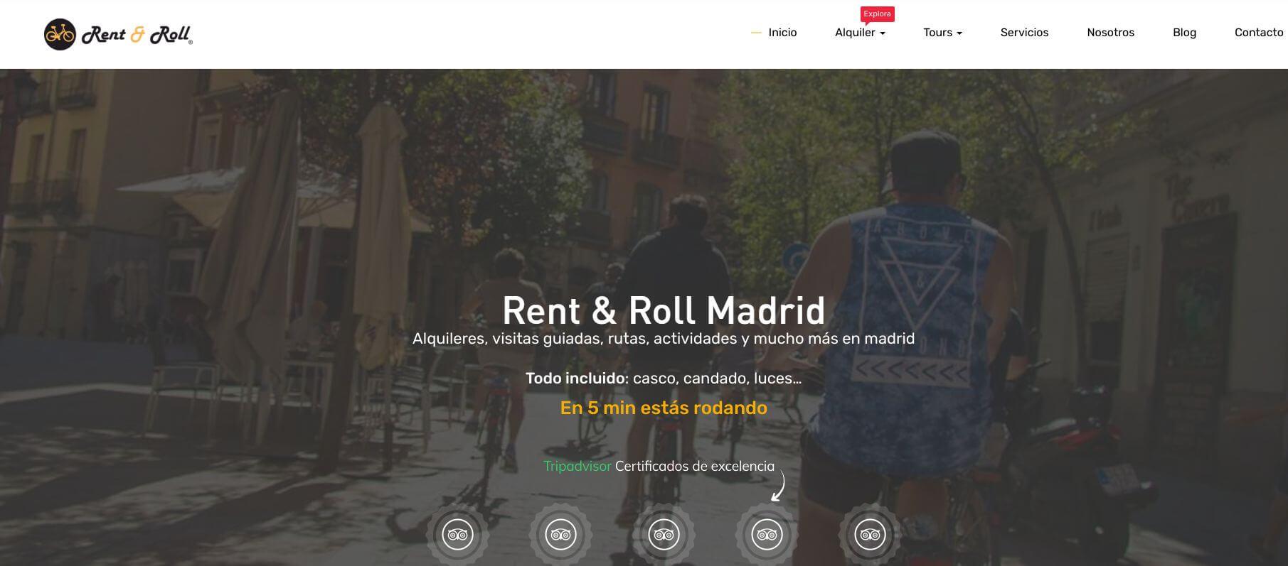 Los mejores tours en bicicleta de España